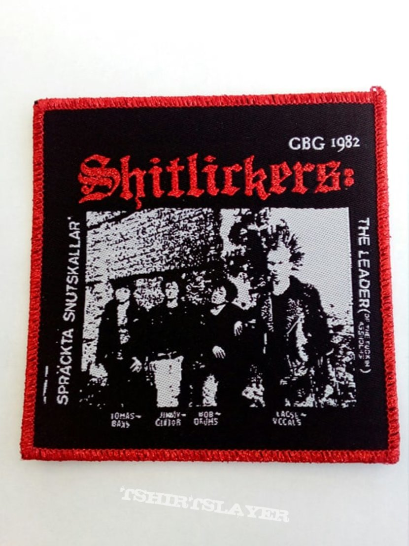 Shitlickers patch