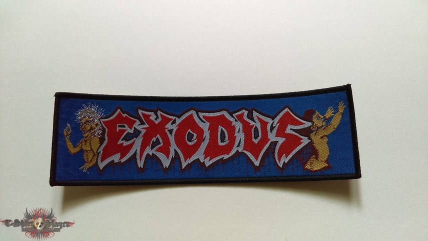 Exodus Bounded by Blood patch