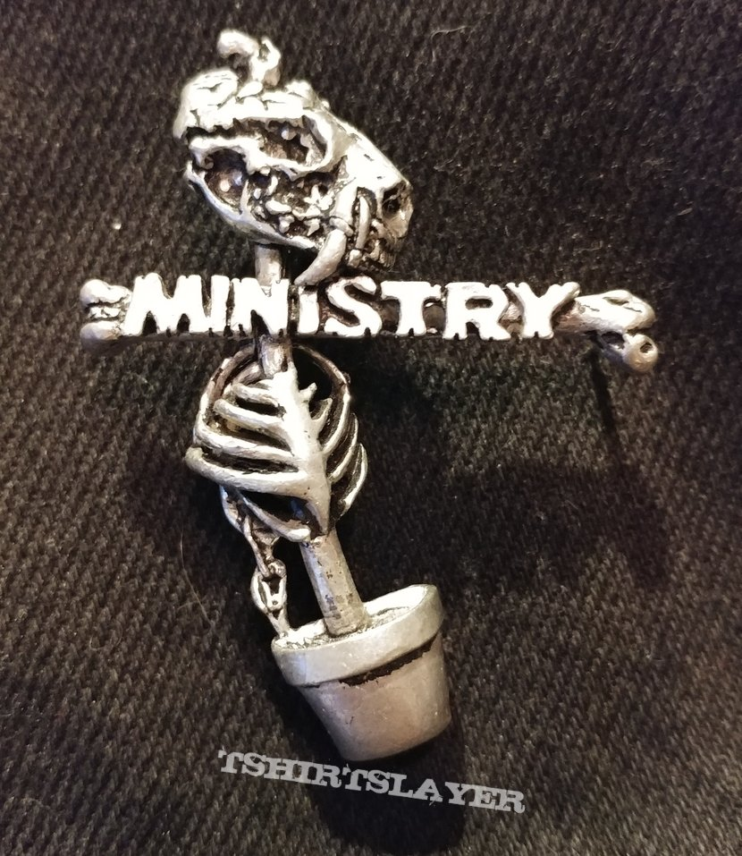 Ministry Pin