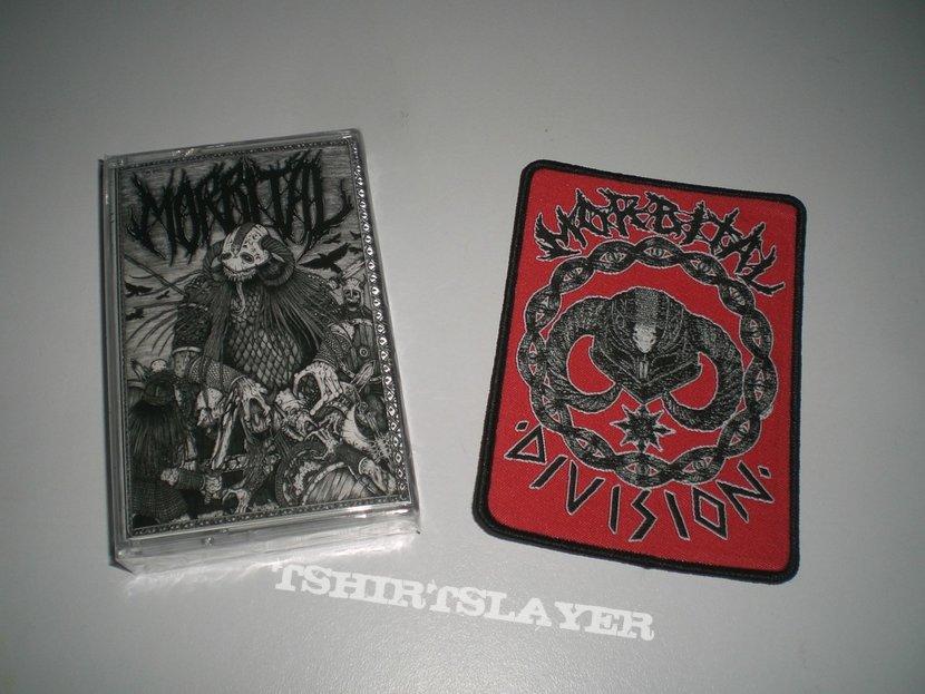 Morbital pro-tape + woven patch