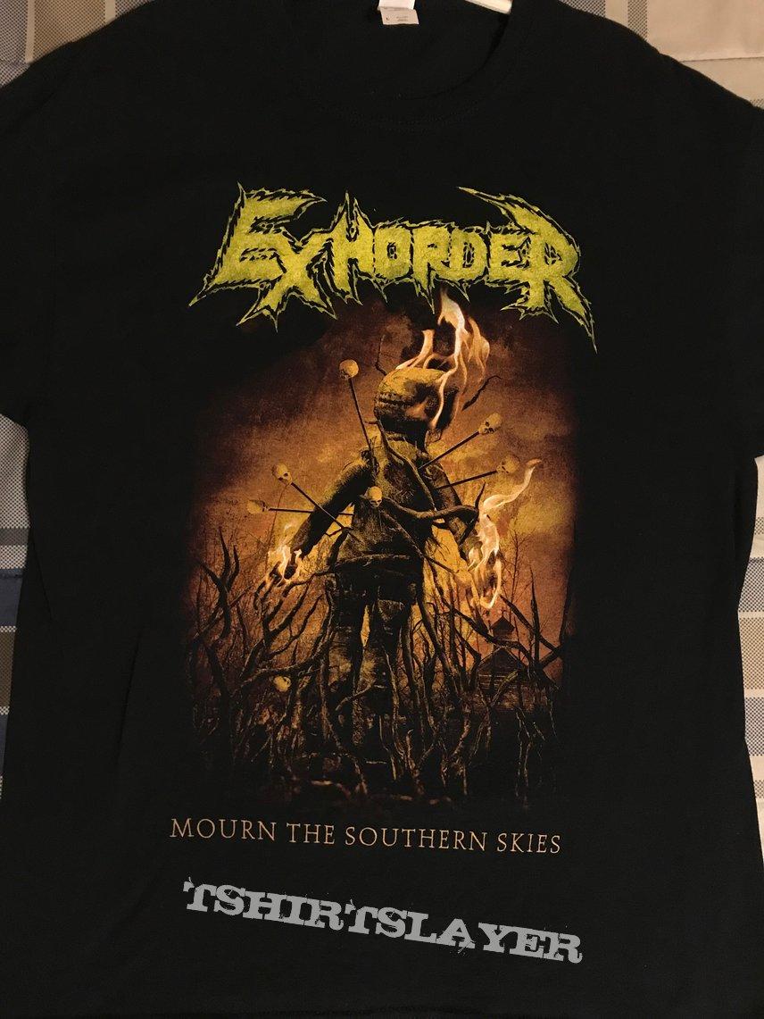 Exhorder U.S. Tour Shirt