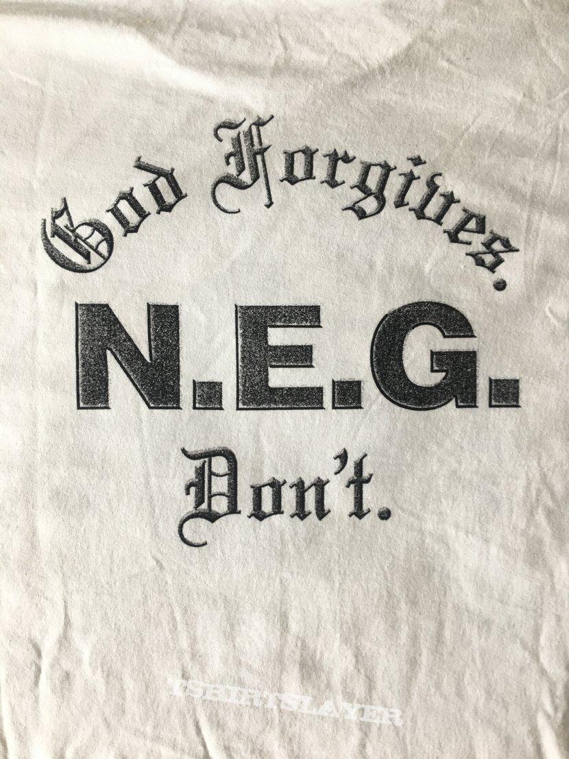 Never Ending Game - God Forgives N.E.G Don't.