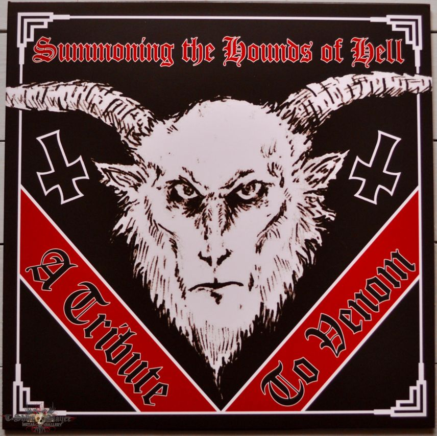 Summoning The Hounds Of Hell - A Tribute To Venom Original Vinyl