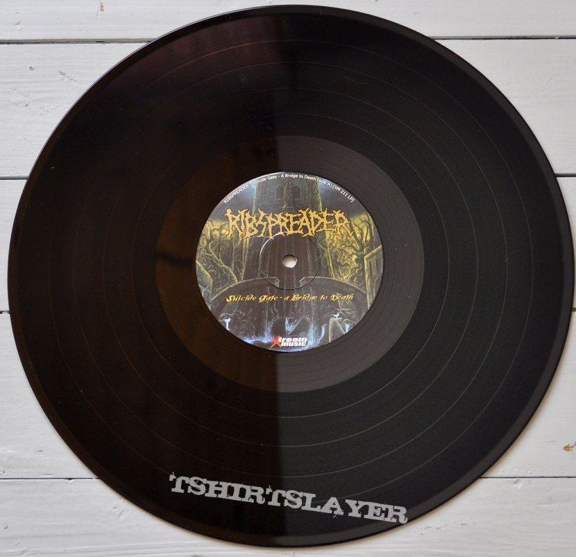 Ribspreader – Suicide Gate - A Bridge To Death Vinyl