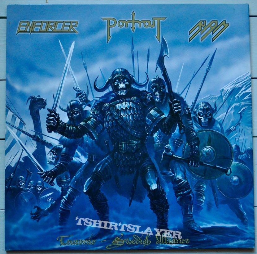 New Age Of Iron Vol. 1 - Teutonic-Swedish Alliance Original Vinyl