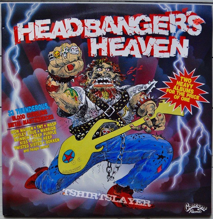 Headbanger's Heaven V/A Original Vinyl