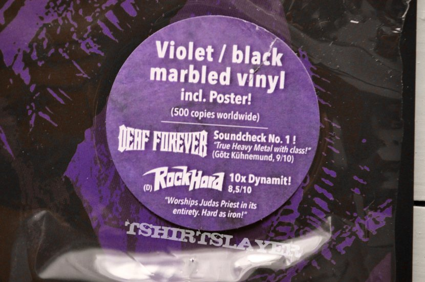RAM Svbversvm Original Marbled, Violet & Black  Vinyl