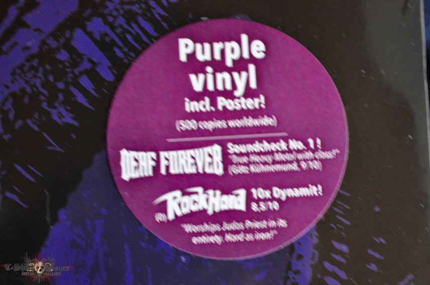 RAM Svbversvm Original Purple Vinyl