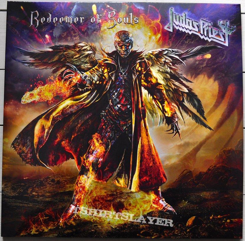 Judas Priest Redeemer Of Souls Original Vinyl