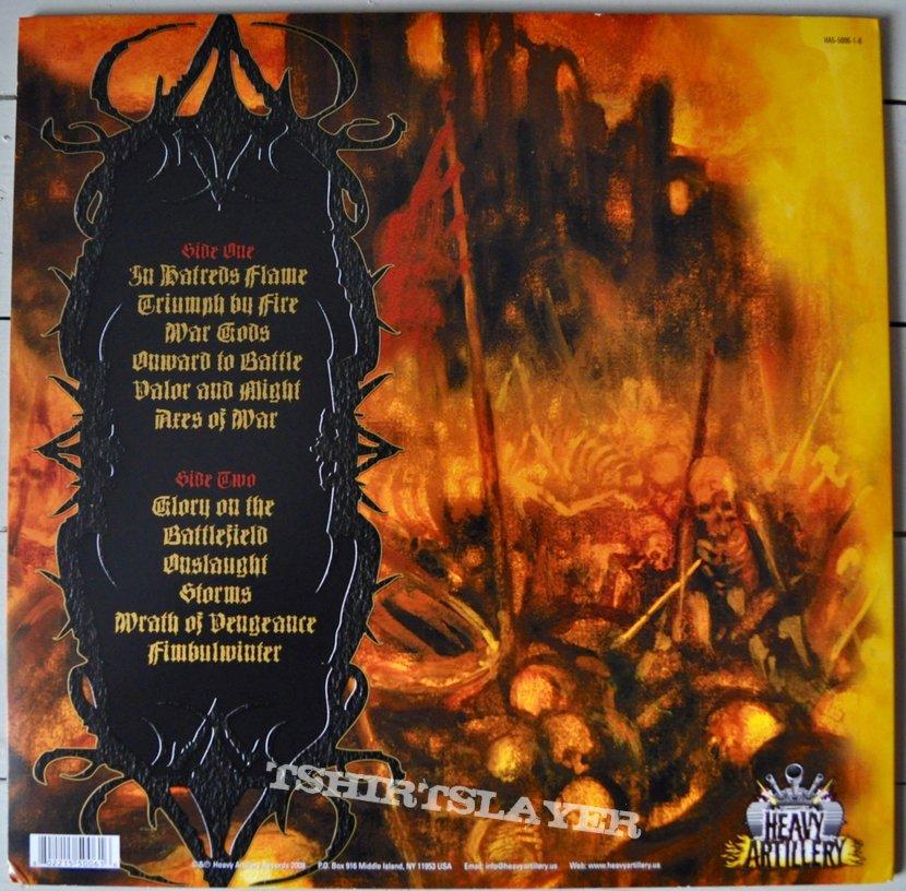 EXMORTUS In Hatred's Flame Original Vinyl