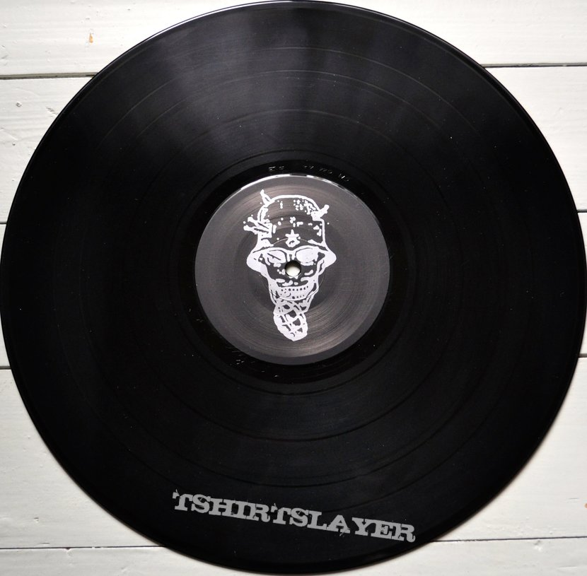 RUMBLE MILITIA They Give You The Blessing Original Vinyl