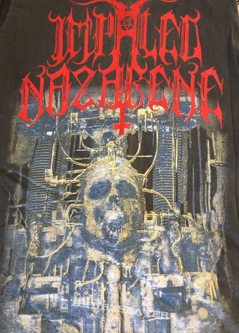 Rare Official Impaled Nazarene shirt