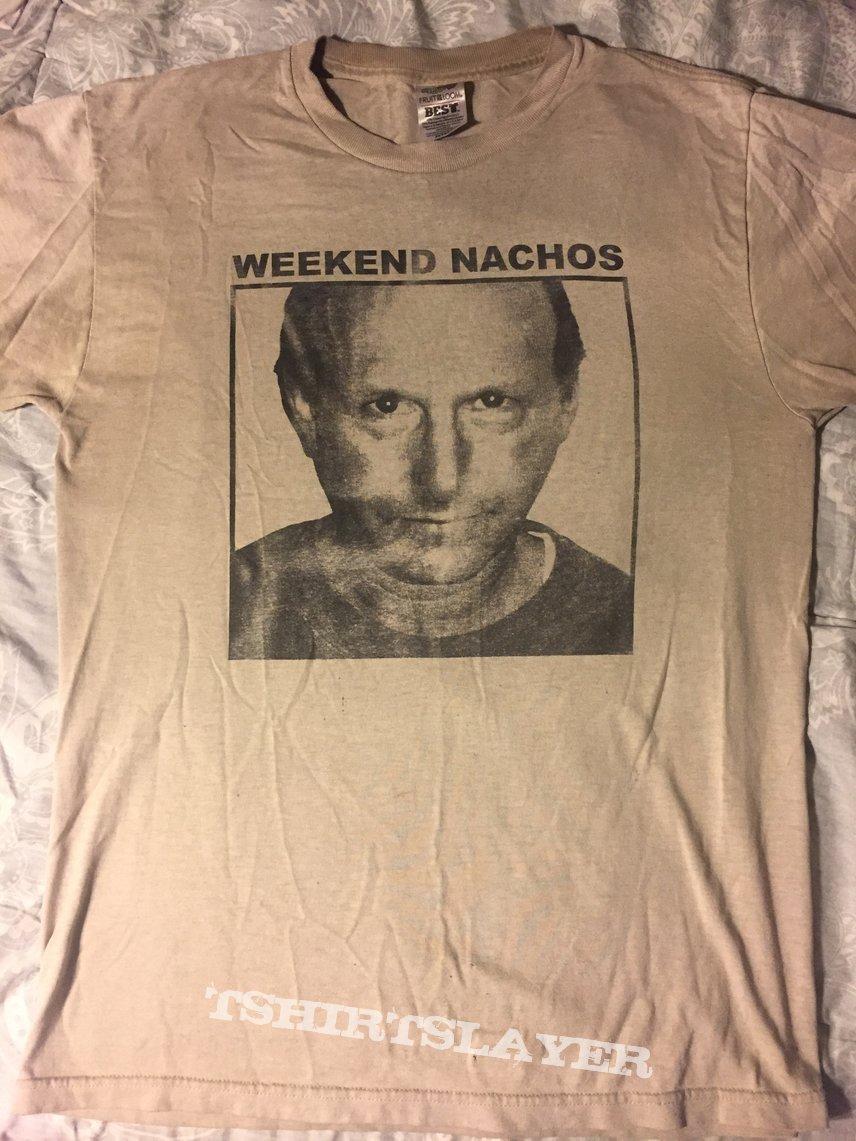 WEEKEND NACHOS 2007 tour shirt