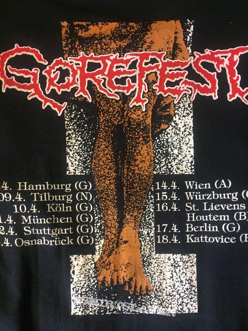 GOREFEST False TOUR '92 longsleeve
