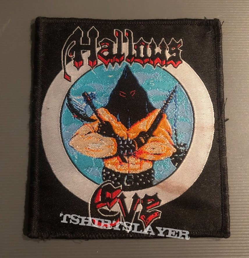 Hollows Eve Woven Patch