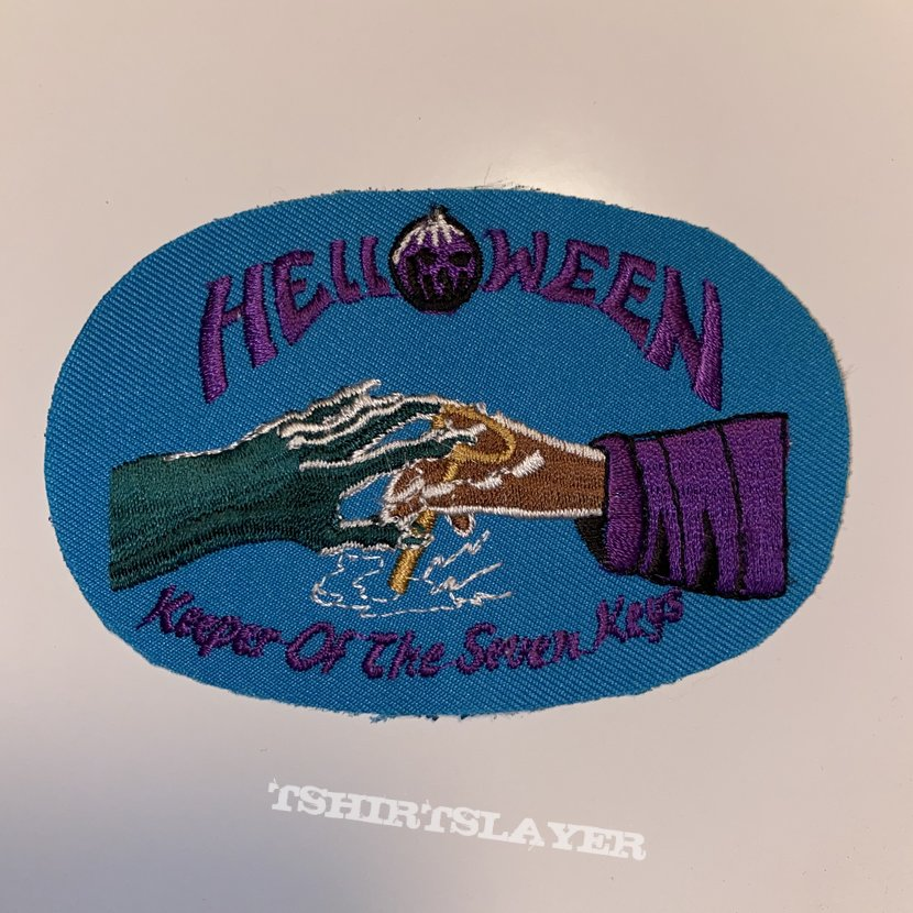 Helloween - Keeper Of The Seven Keys Pt. 2 Embroidered Patch
