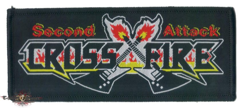 Crossfire Second Attack patch