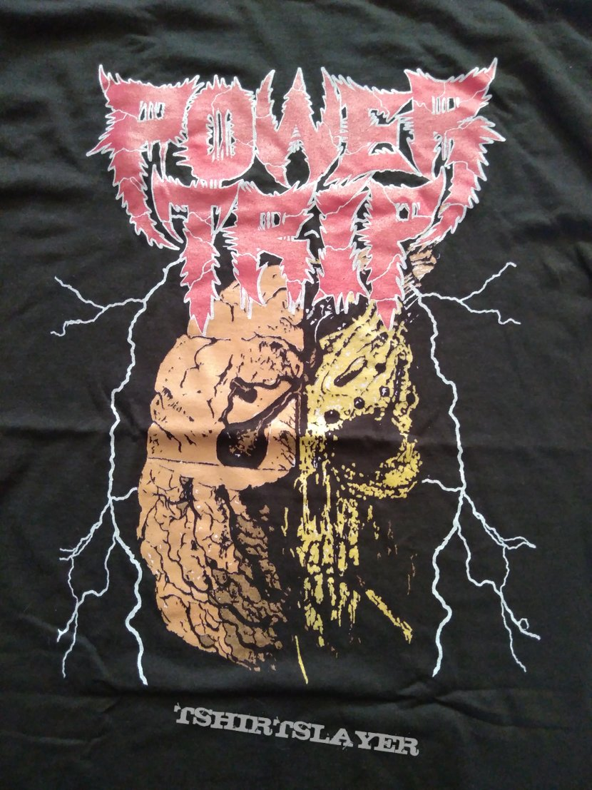 Power Trip Manifest Decimation shirt