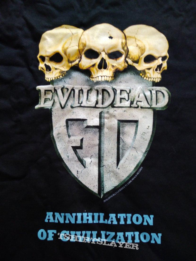 EvilDead Annihilation Of Civilization shirt