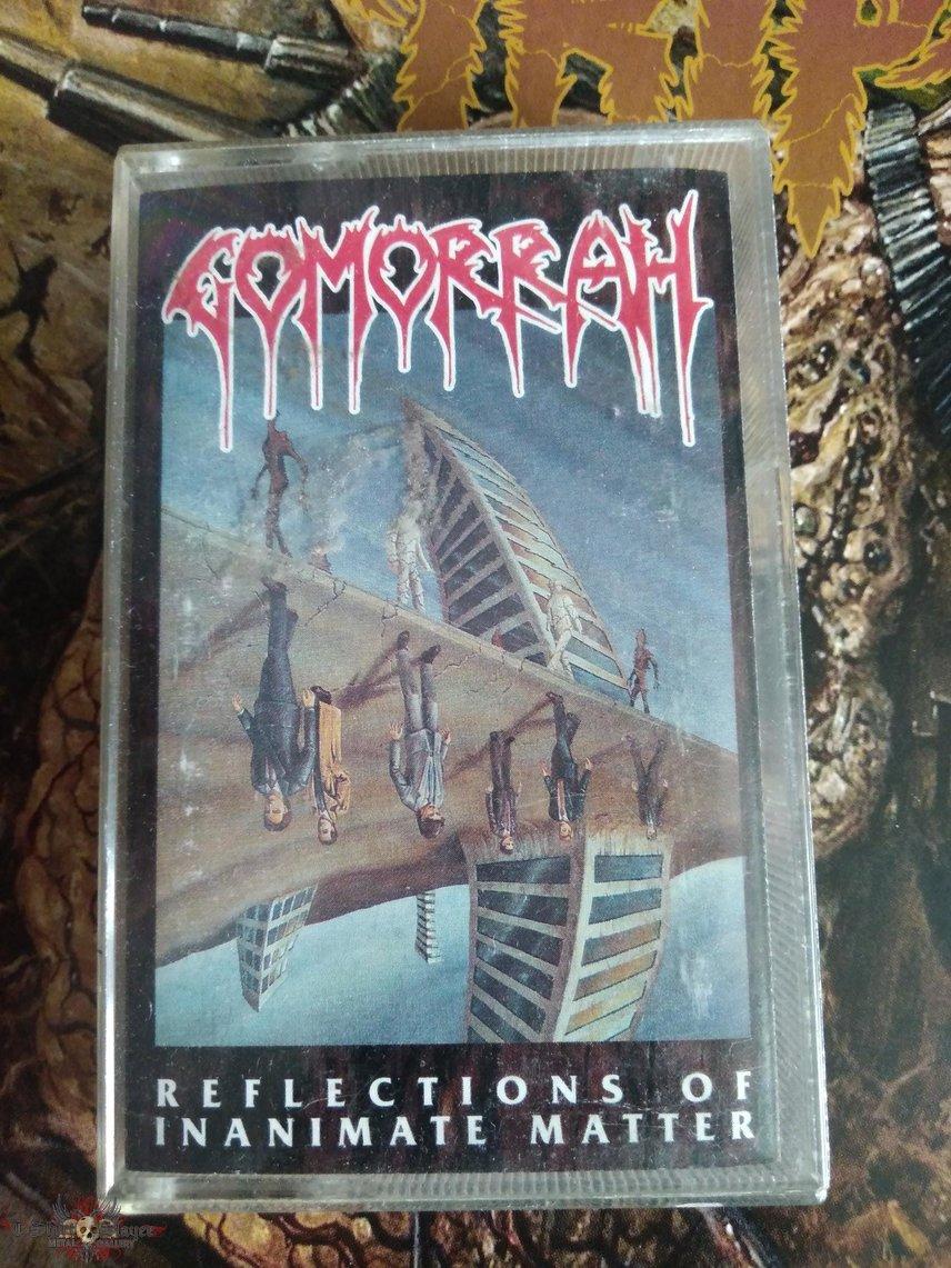 Gomorrah Cassette