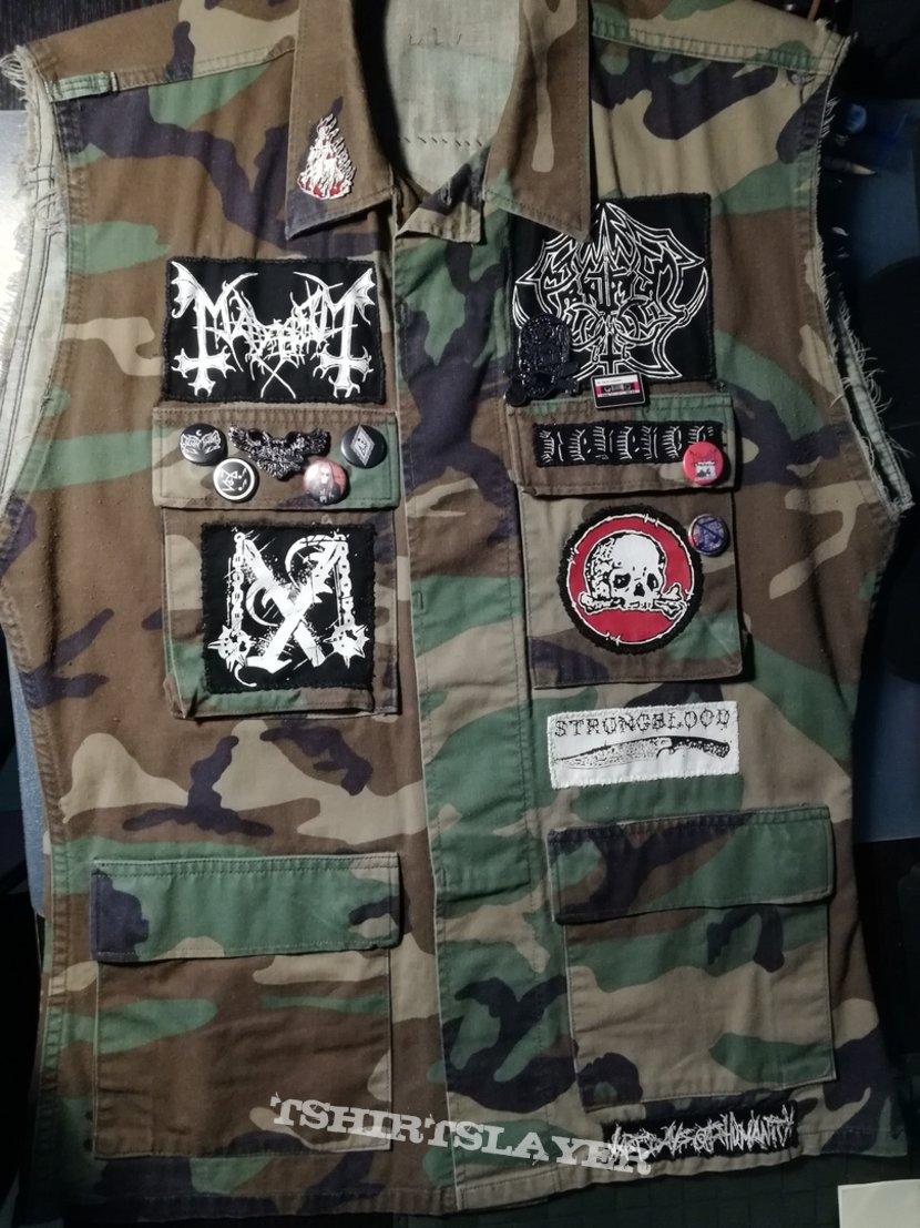 Battle Jacket