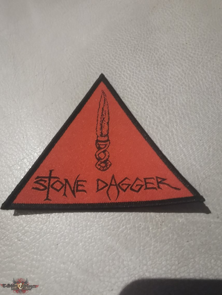 Stone Dagger - Logo Patch