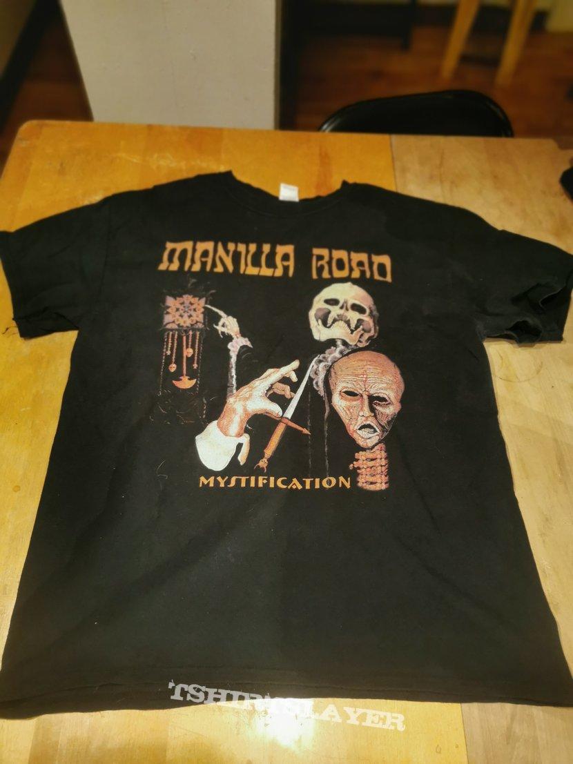 Manilla Road Mystification Tshirt