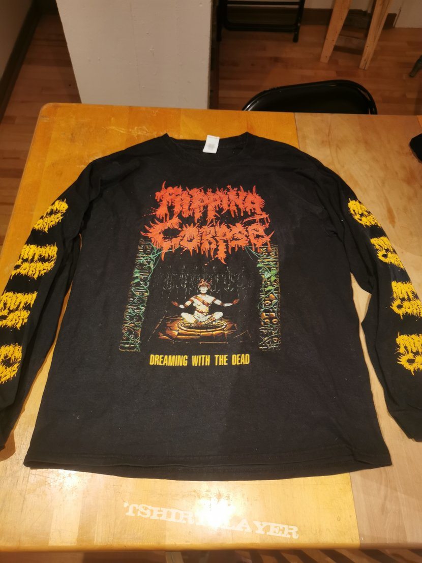 Ripping Corpse - Dreaming With the Dead LS