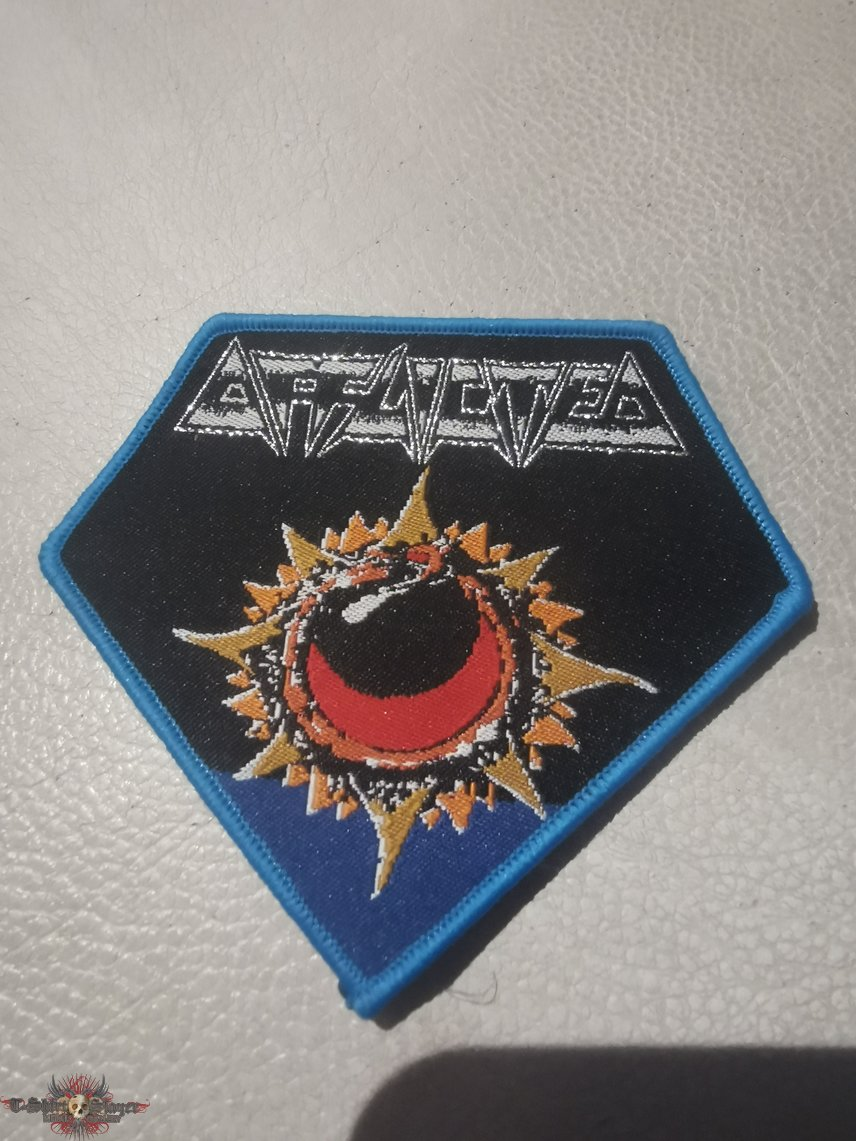 Afflicted Logo Patch