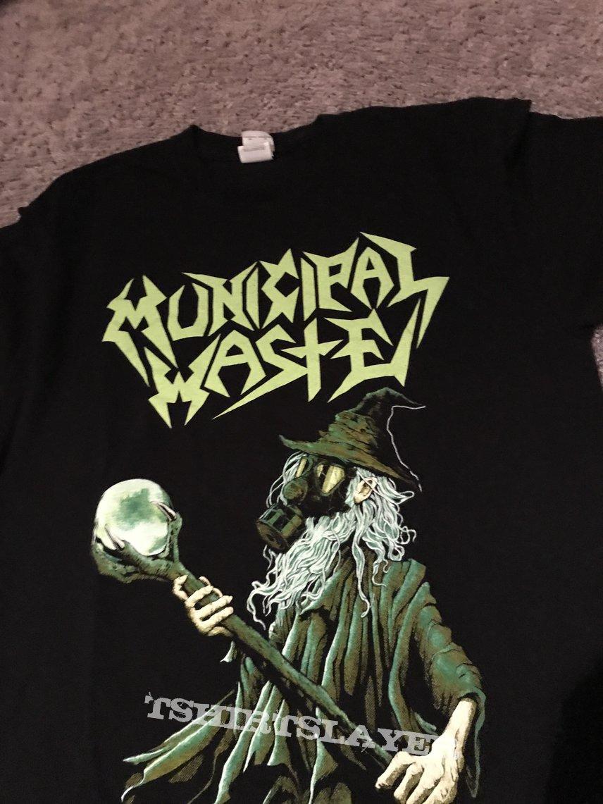 Municipal Waste t-shirt