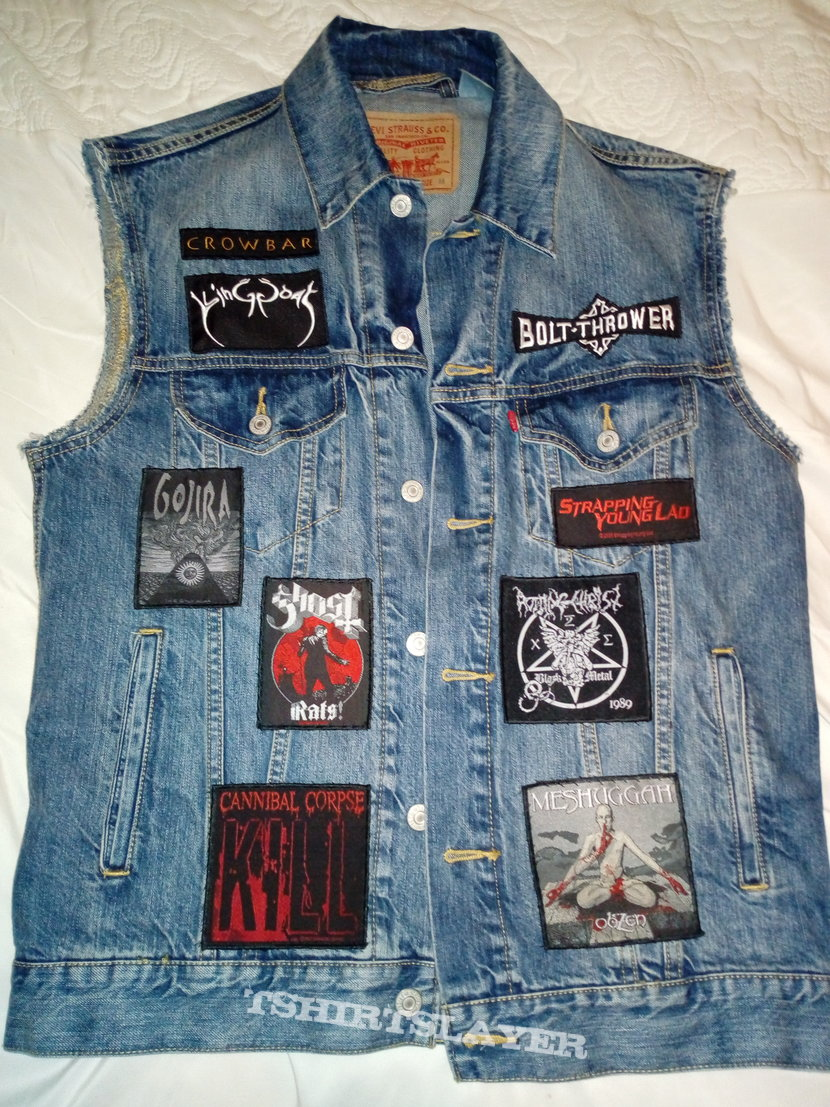 Battlejacket Phase One