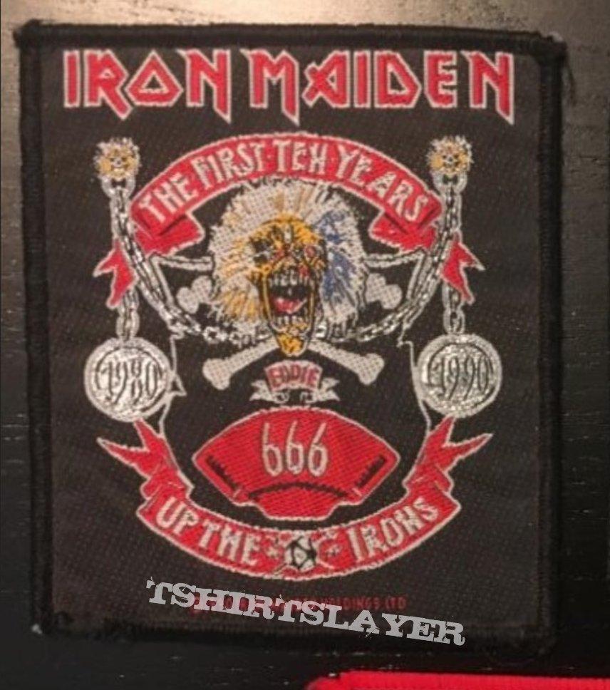 Iron Maiden - The first ten years