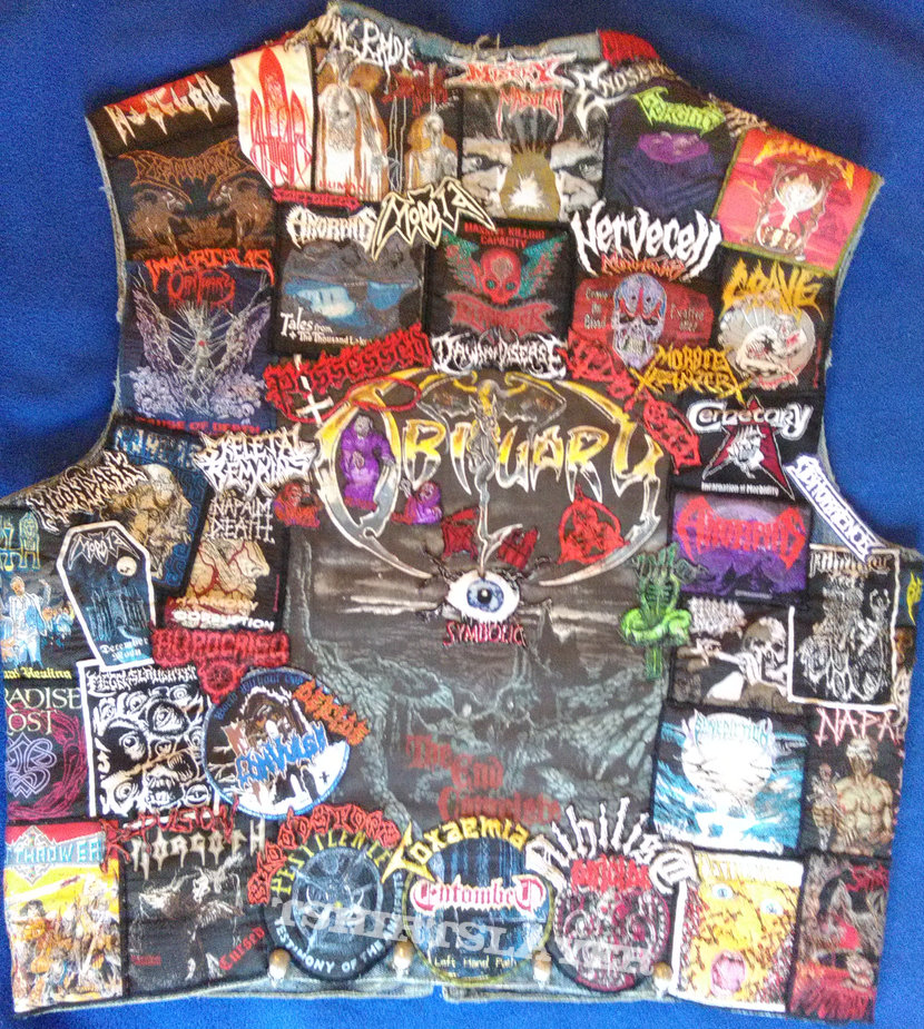 Death Metal Kutte [Update 01/ 18]