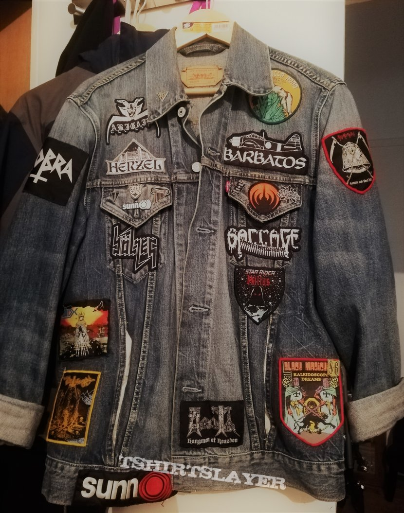Update everyday jacket