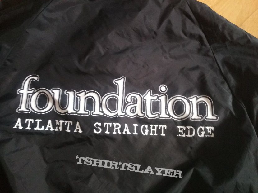 Foundation Hang Your Head coaches jacket