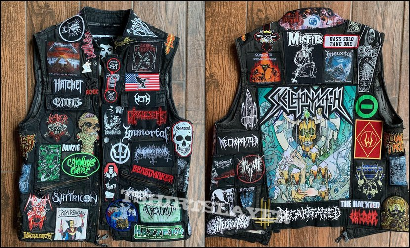 Battle Jacket 2/2019
