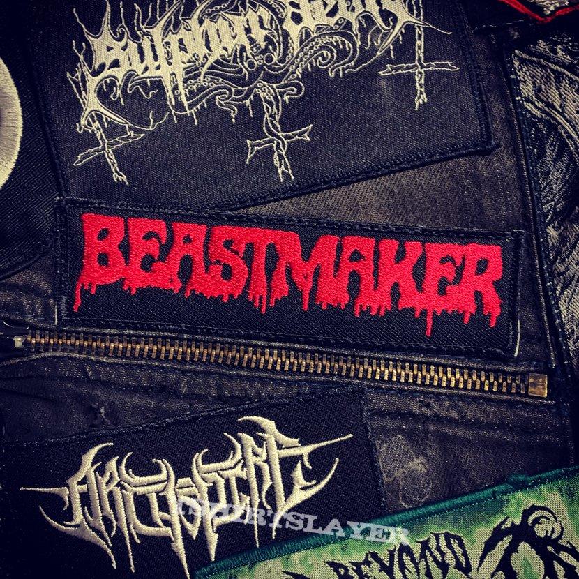 Beastmaker logo patch