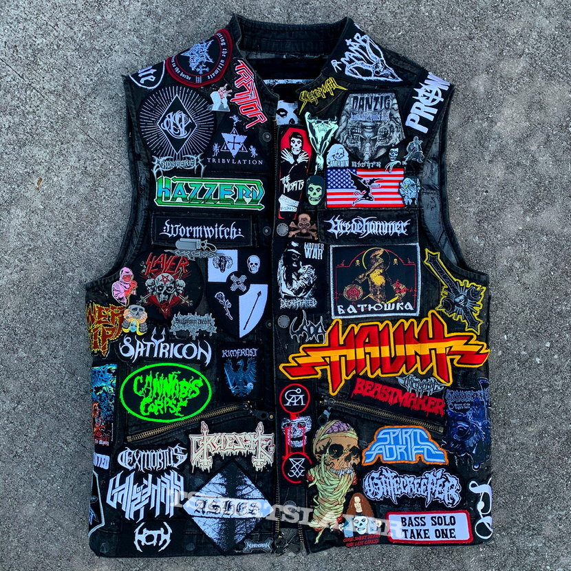 Battlejacket Feb. 2020