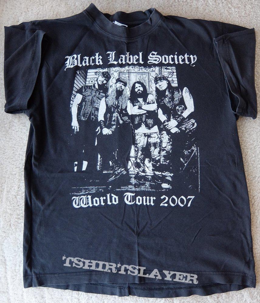 Black Label Society - World Tour 2007 (Doom Crew Inc.)