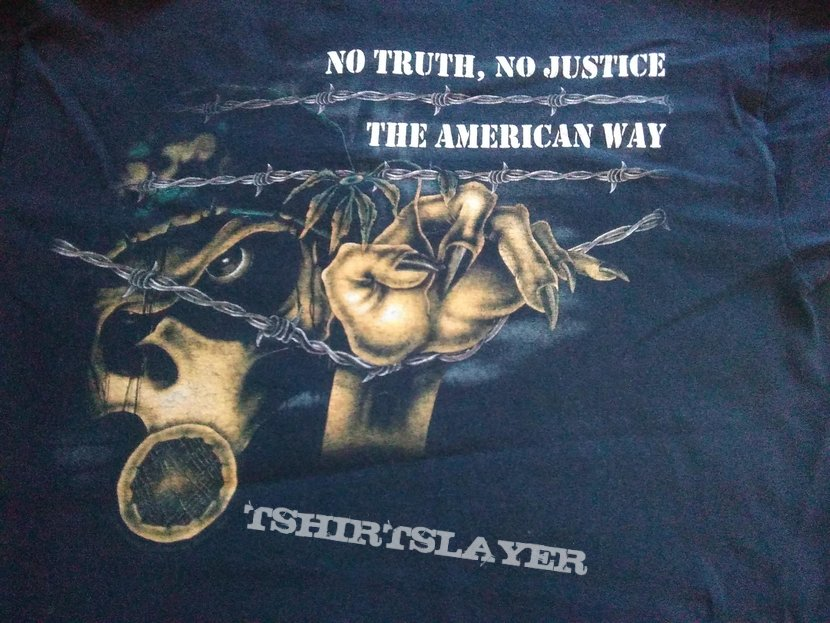 Sacred Reich - The American Way shirt