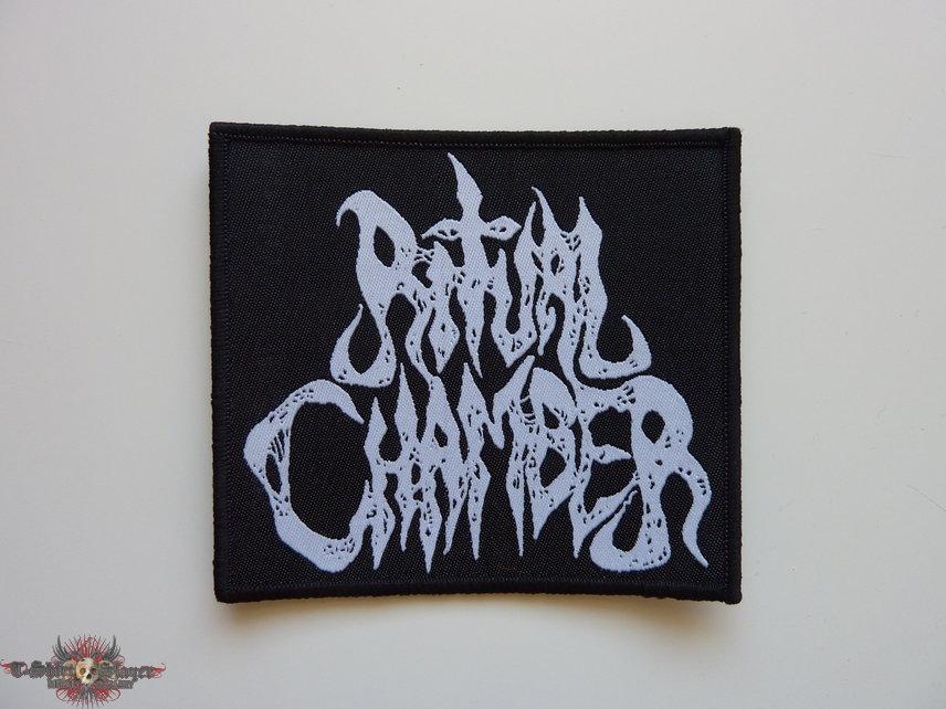 Ritual Chamber - Logo patch