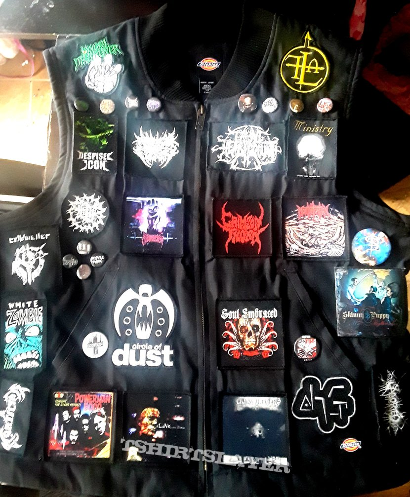 From of the Battle Vest!
