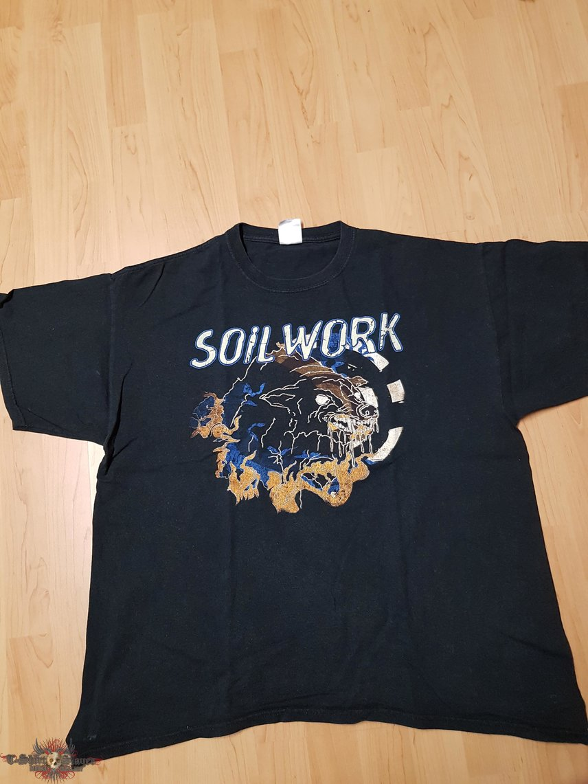 """Soilwork """"Late for the kill"""" T-Shirt XL"""