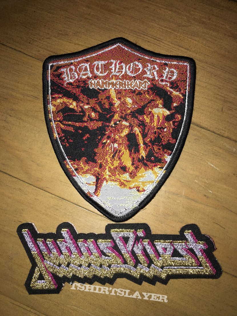Patches for Uli