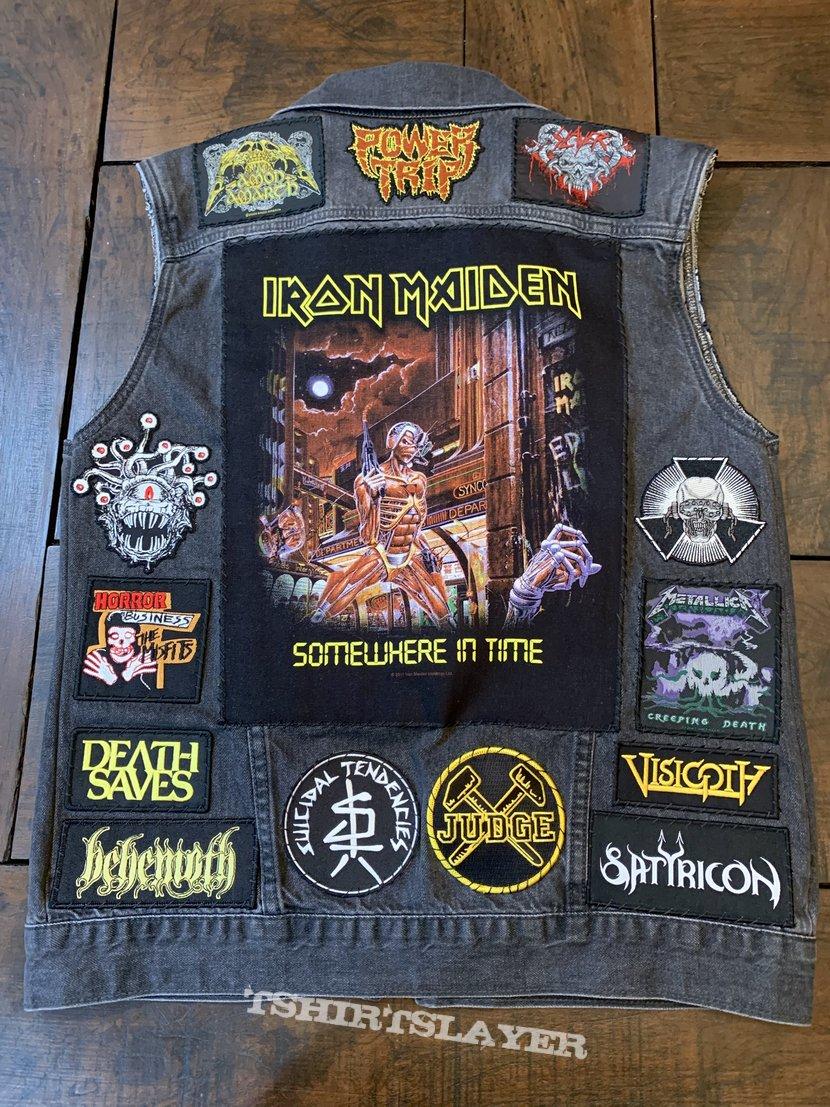 First jacket/vest.