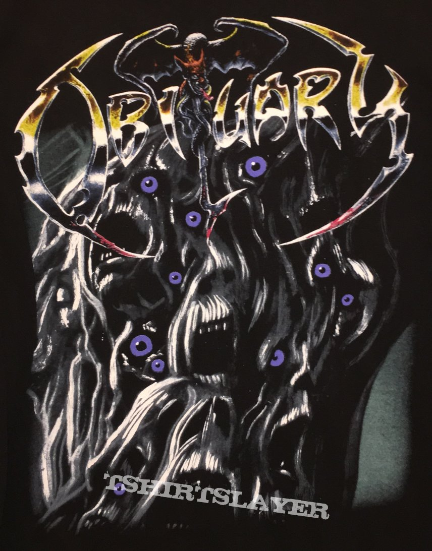 Obituary 'The End Complete' L/S Shirt