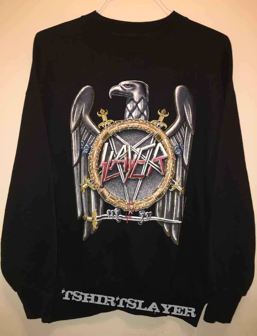 Slayer Seasons in the Abyss Sweatshirt