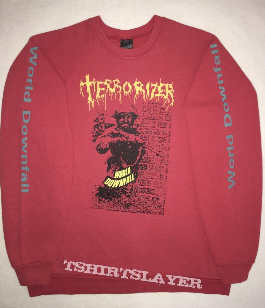 Terrorizer 'World Downfall' Sweatshirt