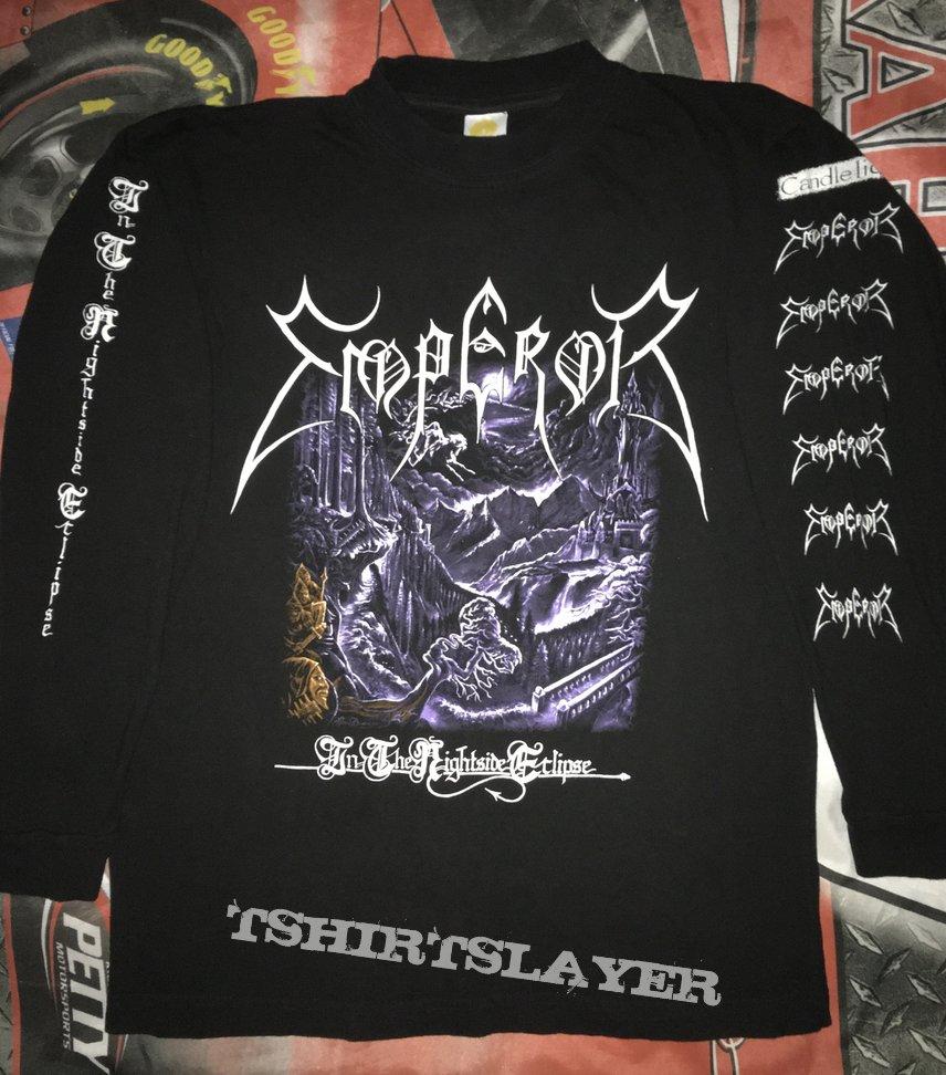 Emperor 'In the Nightside Eclipse' L/S Shirt