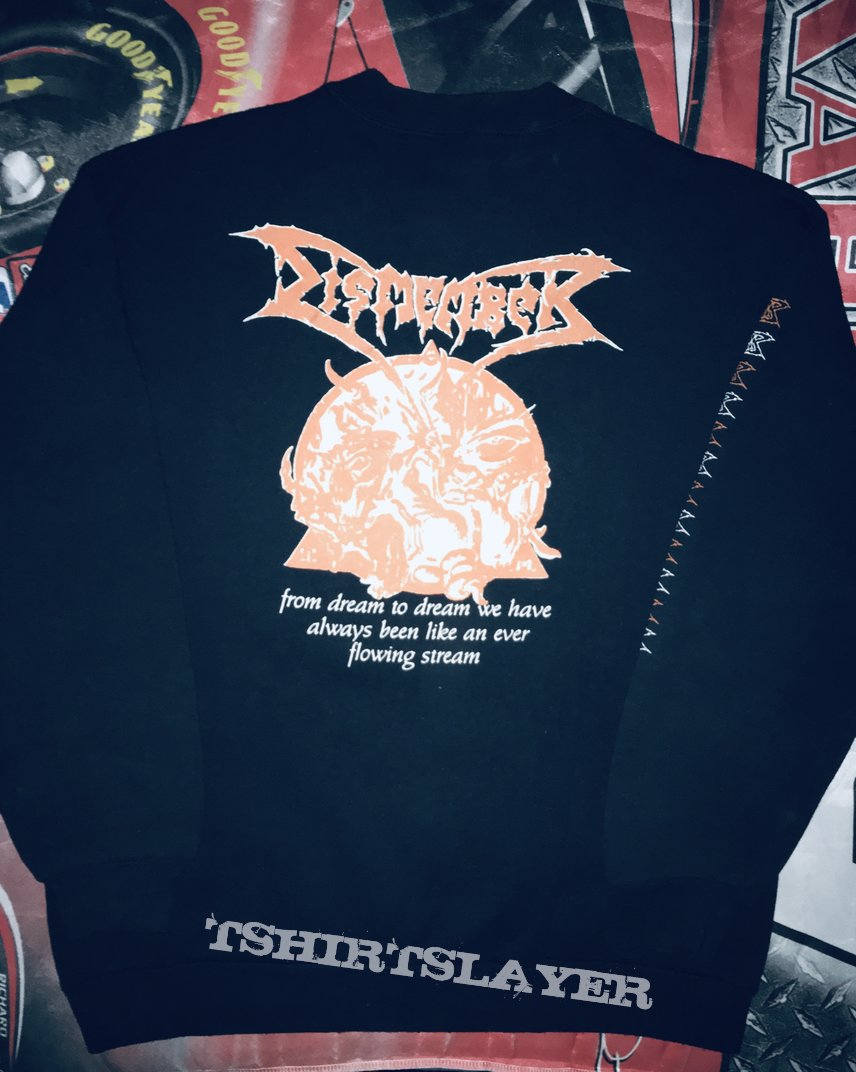 Dismember 'Like an Ever Flowing Stream' Sweatshirt